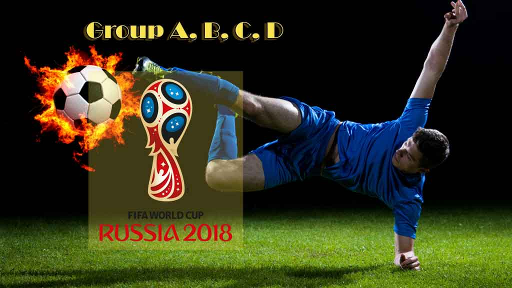 Let's Kick Off The World Cup – 1st round of Group A: Highlight, Tipping, Analysis – FIFA World Cup 2018
