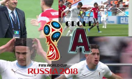 Group A Highlight: 2nd Group Matches – FIFA World CUp 2018
