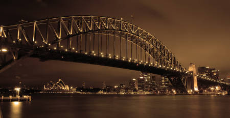 [Beautiful Sydney Harbour]